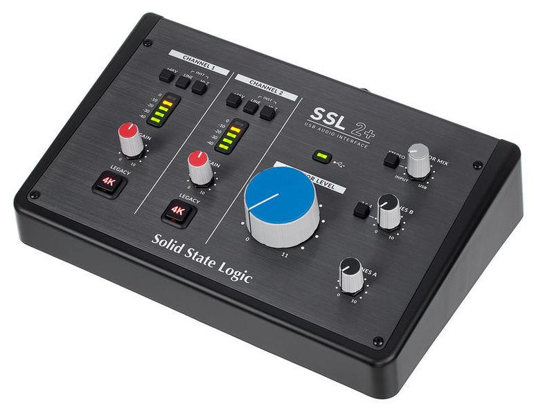 interfaz de audio - SSL 2+