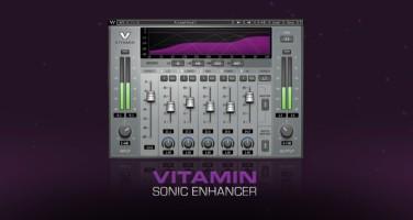 Waves presenta su nuevo plugin Vitamin Sonic Enhancer
