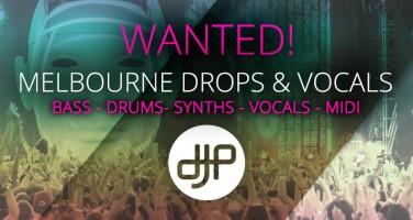 Melbourne Bounce Pack – Drops & Vocals + MIDI