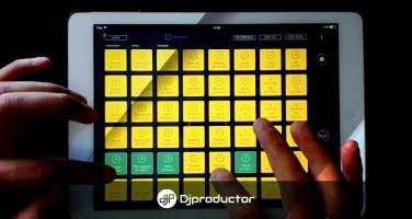 Launchpad-iPad-demo-Deep-&-Bass-House-Soundpack