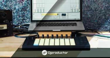 Webinar workshop: Producción deep house Ableton Push