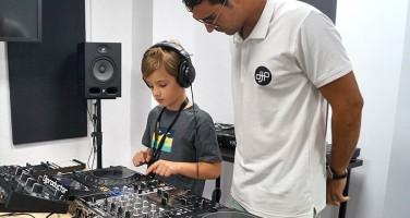 Curso DJ para niños: DJ for Kids