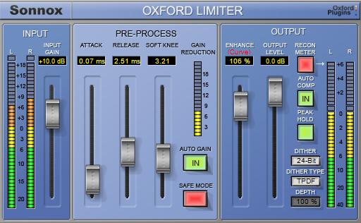 masterizar ableton sonnox oxford
