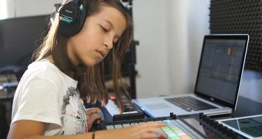 Curso de Producción para niños: Ableton for Kids