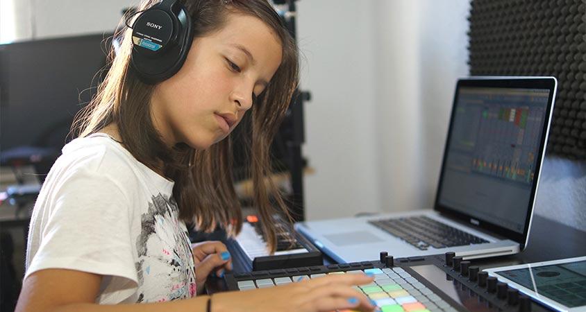 curso-dj-productor-ableton-ninos-madrid-escuela-academia-produccion-musical