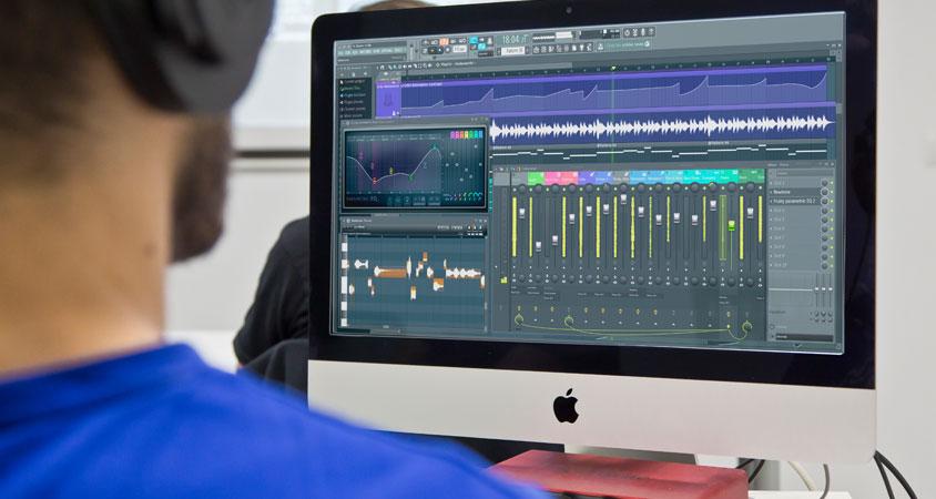 Programa Certificado de Producción en FL Studio