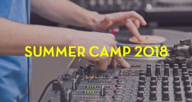 Curso DJ Verano 2018