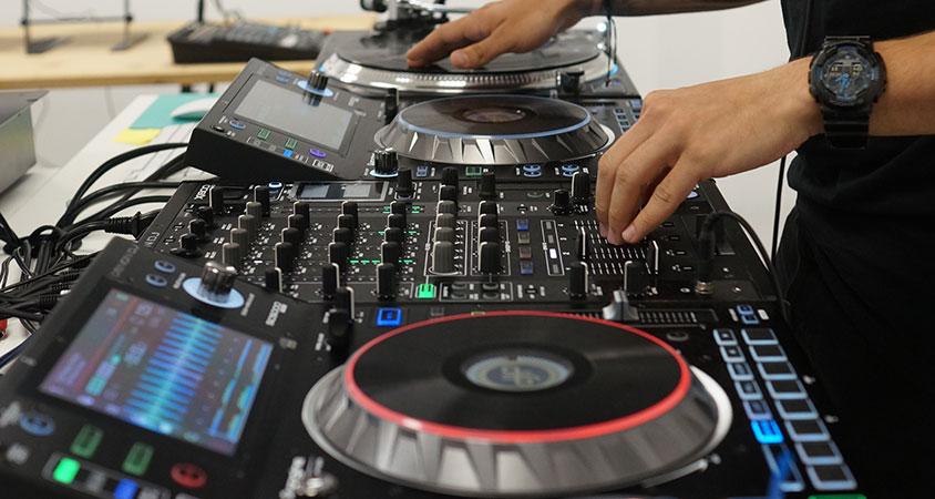 Programa DJ Avanzado