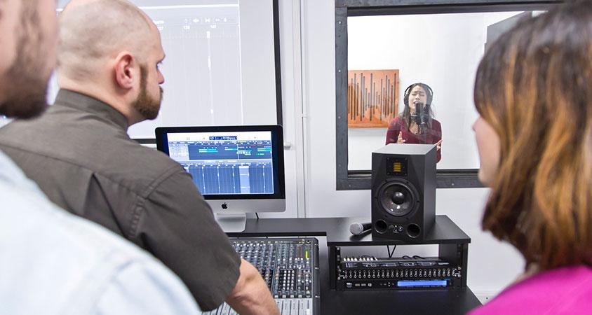 Máster en Producción Musical Avanzada