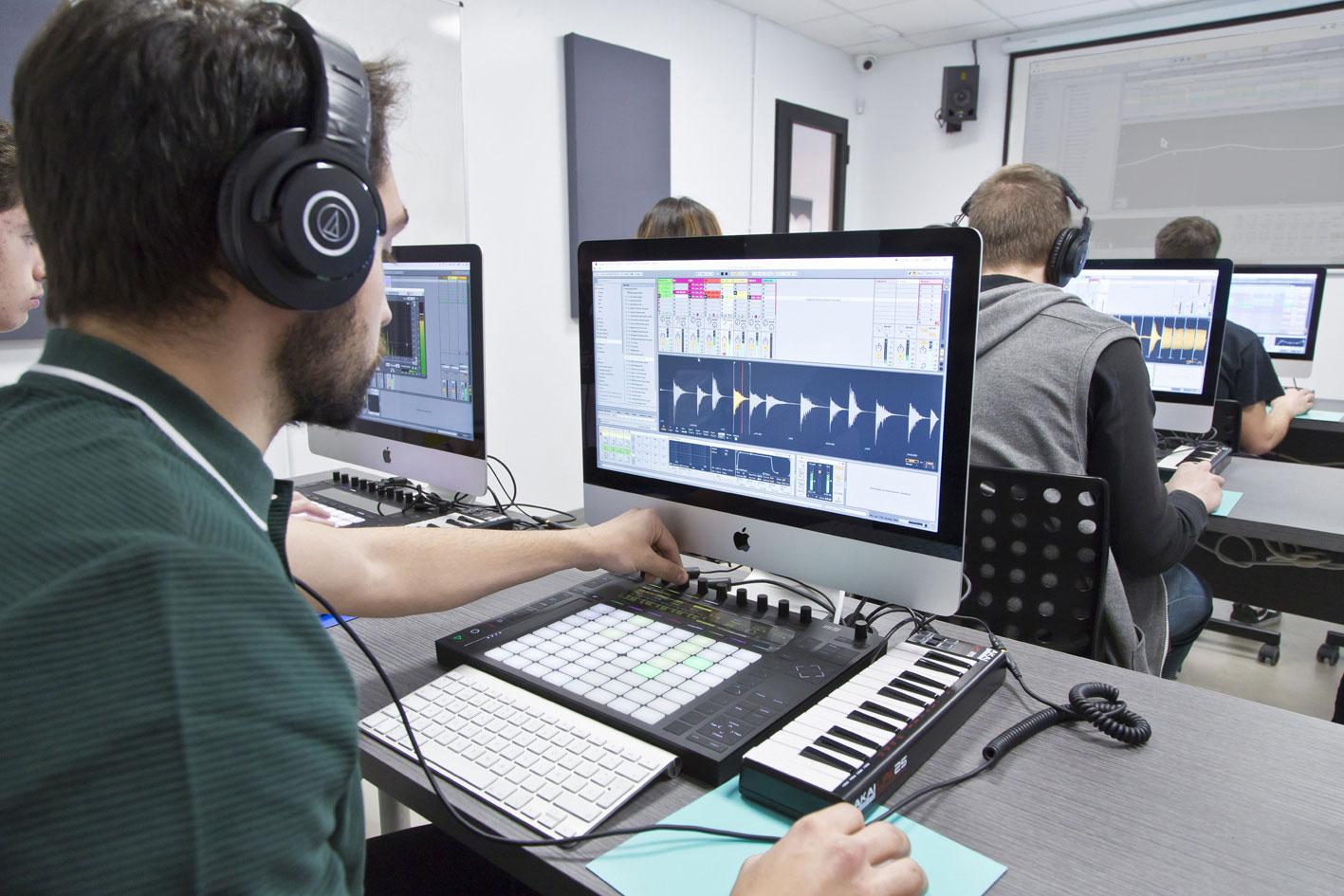 DJP Music School - Escuela de Producción Musical y DJ