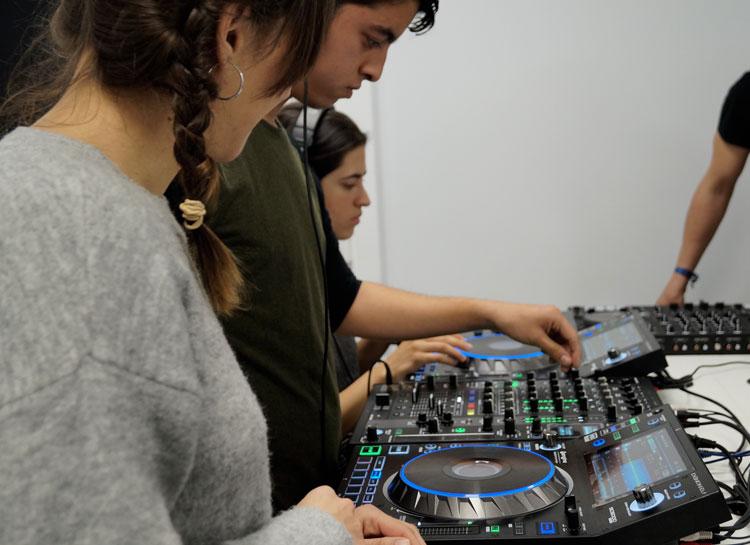 denon-dj-djp-music-school-madrid