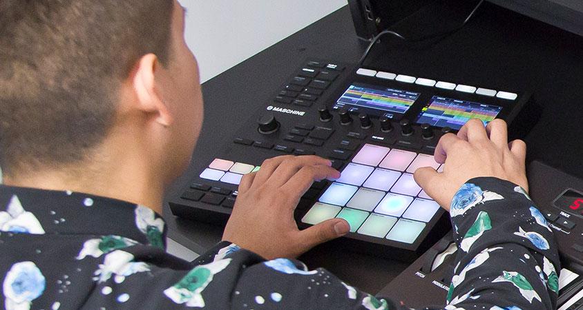 Producción Musical con Maschine 1:1