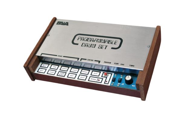 PAiA Electronics Programmable Drum Set (1975)