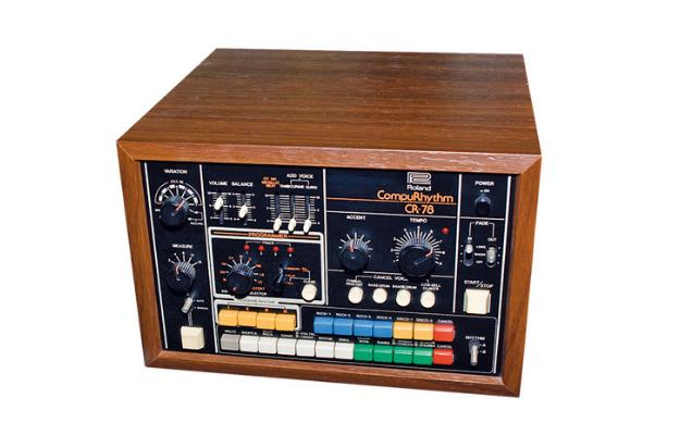 Roland CR-78 Compurhythm (1978)