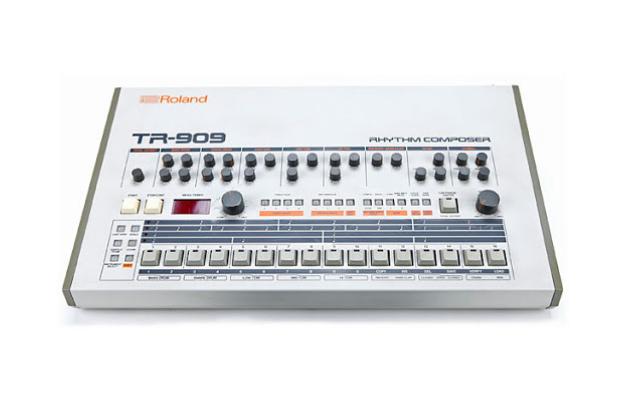 Roland TR-909 (1984)