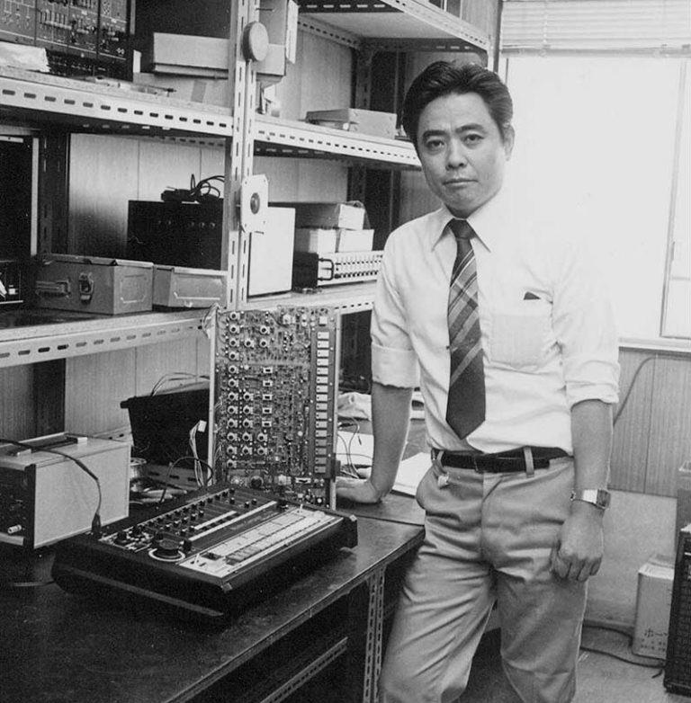 Tadao Kikumoto, creador de la TR 909