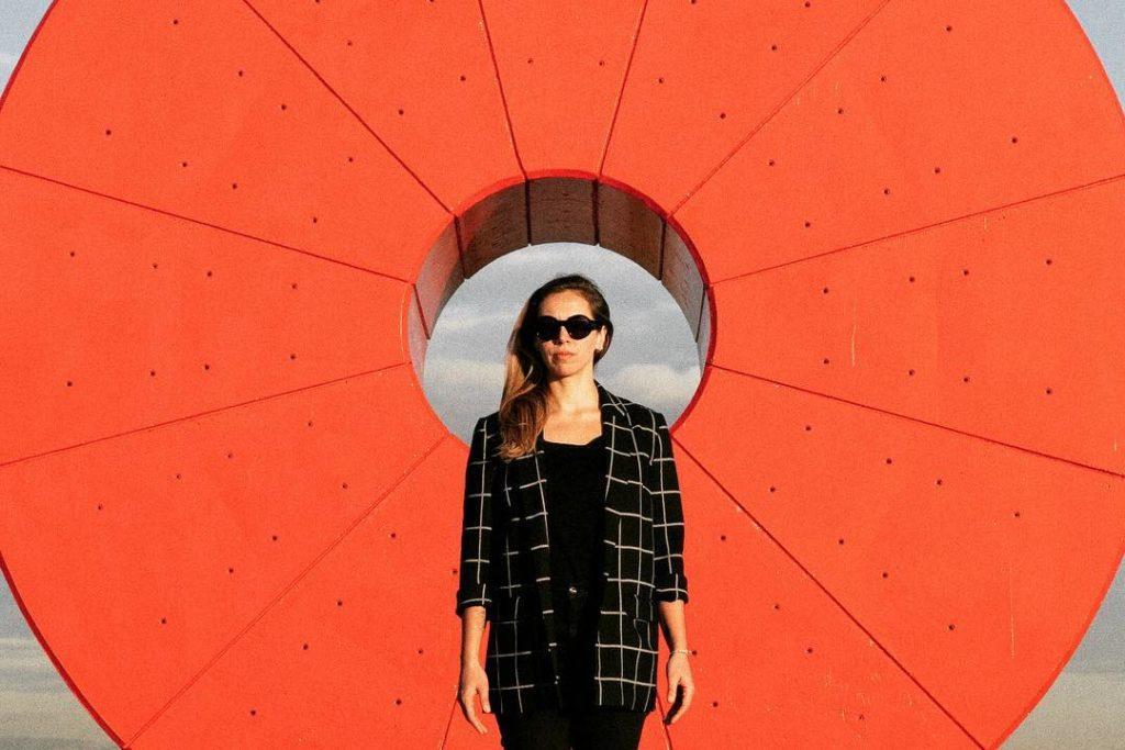 Fernanda Arrau llegó en 2020 a DJP para compartir su experiencia y mejorar sus técnicas de producción.